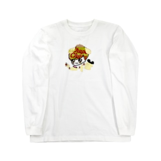 悟りの境地 Long sleeve T-shirts