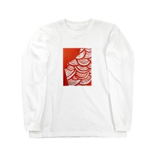 和み Long sleeve T-shirts