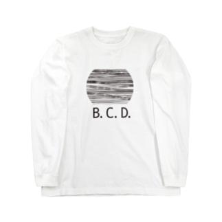 B.C.D. Long sleeve T-shirts