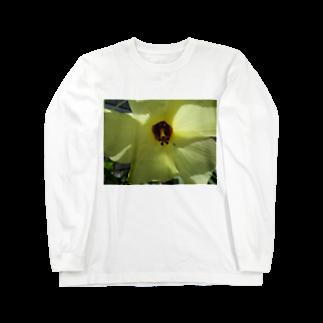Dreamscapeのイエロー!! Long sleeve T-shirts