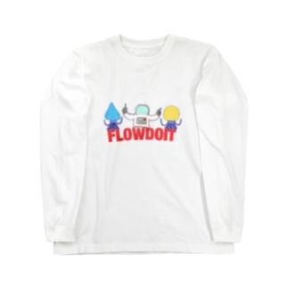 FLOW DO IT!! Long sleeve T-shirts