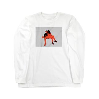 恋人 Long sleeve T-shirts