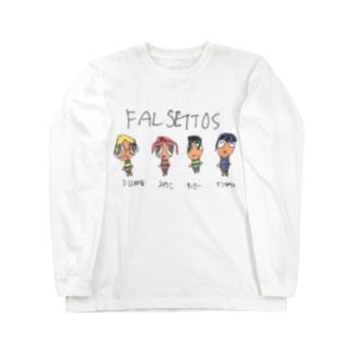 F&...Pastel Long sleeve T-shirts
