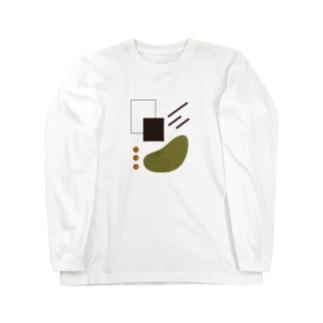 autumn Long sleeve T-shirts