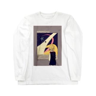 インターコスモス Long sleeve T-shirts