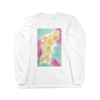 インスピレーションNo.35 Long sleeve T-shirts