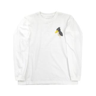 アクティブな不動 Long sleeve T-shirts