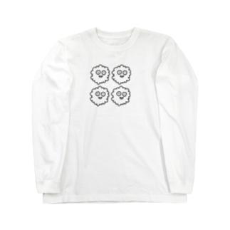 ボンボンちゃんロンティー Long sleeve T-shirts