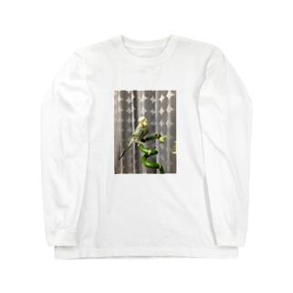 ピコちゃん(性別不明期) Long sleeve T-shirts