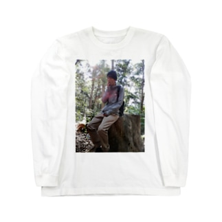 高尾山の妖精 Long sleeve T-shirts
