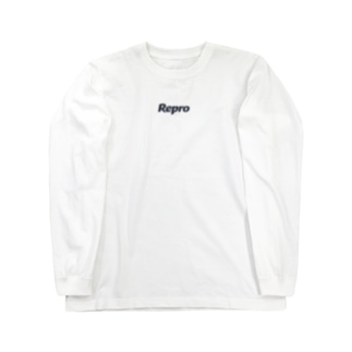 unofficial: Repro - black logo Long sleeve T-shirts
