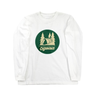 OGAWAKE Long sleeve T-shirts