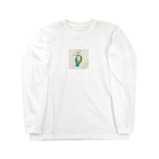 ハンドエイド Long sleeve T-shirts