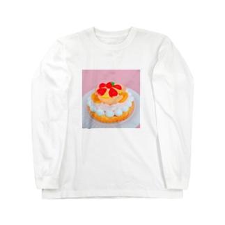 プリンセスフルーツタルト Long sleeve T-shirts