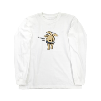 スリッパ Long sleeve T-shirts