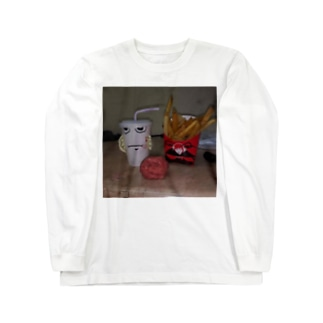 アンハッピーセット Long sleeve T-shirts