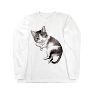 セクシーダイちゃん Long sleeve T-shirts