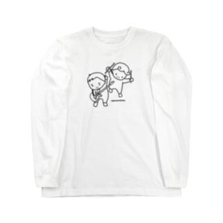 えいやー!ふぁいやー!00 Long sleeve T-shirts