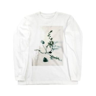 枯山水 Long sleeve T-shirts