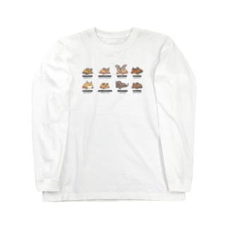 Bat Company(カラー) Long sleeve T-shirts