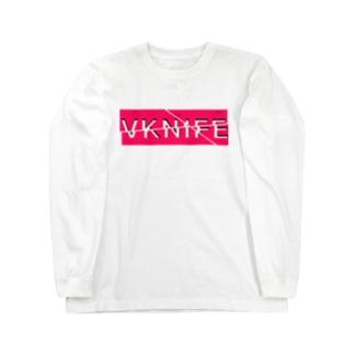 スパスパ Long sleeve T-shirts