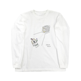 オモイ Long sleeve T-shirts
