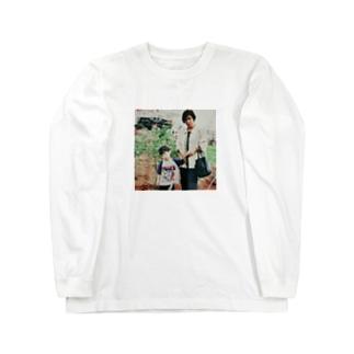 しゅんたとばあは Long sleeve T-shirts