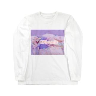 ゆめかわサイバーなうるる嬢 Long sleeve T-shirts