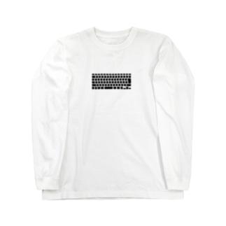 Keyboard Long sleeve T-shirts