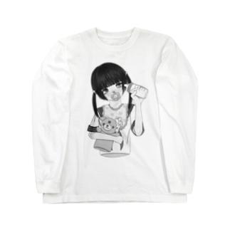 オギャリスト Long sleeve T-shirts
