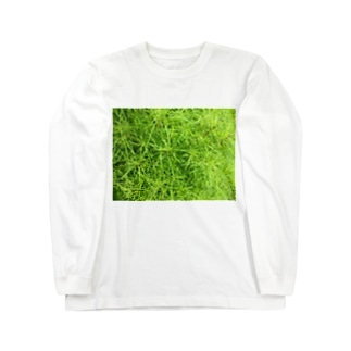 密集しているぞ~!! Long sleeve T-shirts