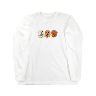 SOLAMOトリオ Long sleeve T-shirts