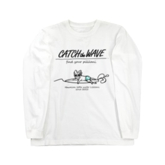 - Catch the Wave 2 - Long sleeve T-shirts