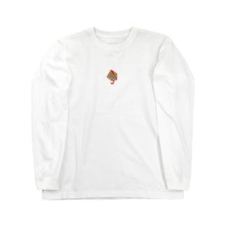 かさ Long sleeve T-shirts