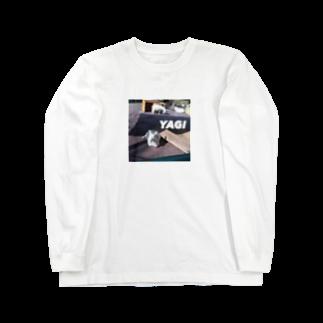 FNLのYAGI for ヤギサン Long sleeve T-shirts