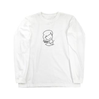 きらきらわっく Long sleeve T-shirts