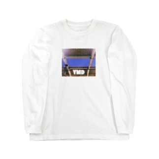 YMD for ヤマダサン Long sleeve T-shirts
