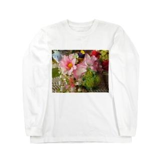 香しき香りNo.31 Long sleeve T-shirts