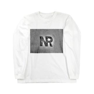 NR(えぬあーる) Long sleeve T-shirts