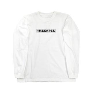 1112324493. Long sleeve T-shirts