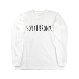 サウスブロンクス Long sleeve T-shirts