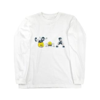 トレーナーゆうグッズ Long sleeve T-shirts