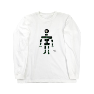 オハナ Long sleeve T-shirts