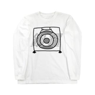 銅鑼 -DORA- Long sleeve T-shirts