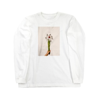 collage Long sleeve T-shirts
