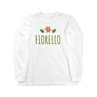 fiorello Flower Long sleeve T-shirts
