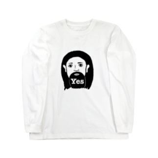 Yes Long sleeve T-shirts