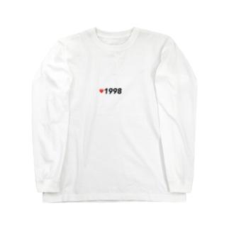 1998 Long sleeve T-shirts
