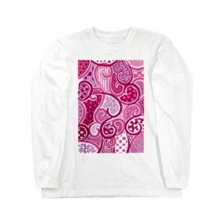 No.2 Long sleeve T-shirts