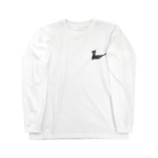おとなのリボンちゃん Long sleeve T-shirts